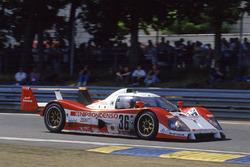 #36 Toyota Team, Tom's Toyota TS010: Eddie Irvine, Toshio Suzuki, Masanori Sekiya