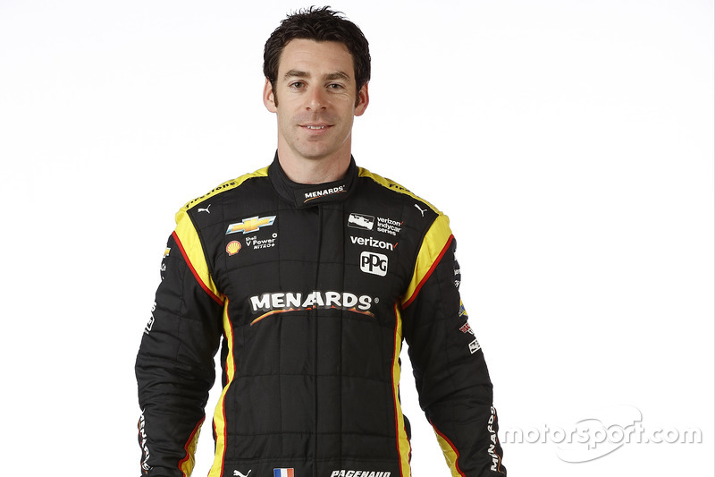 #1: Simon Pagenaud, Team Penske, Chevrolet