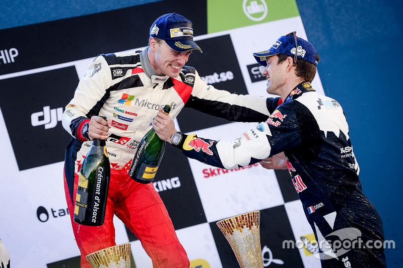 Яри-Матти Латвала, Toyota Gazoo Racing WRC, Себастьен Ожье, M-Sport