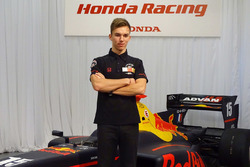 Präsentation: Pierre Gasly, Red Bull