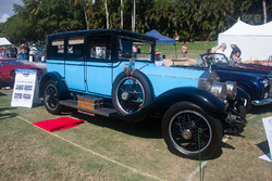 1921 Rolls-Royce Silver Ghost Limo