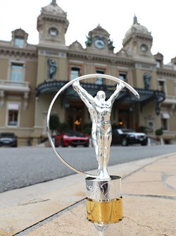 The Laureus World Sports Awards trophy