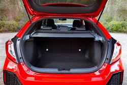 Honda Civic: Kofferraum