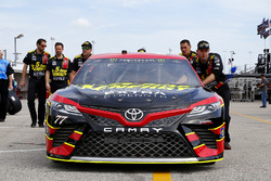 L'auto di Erik Jones, Furniture Row Racing Toyota