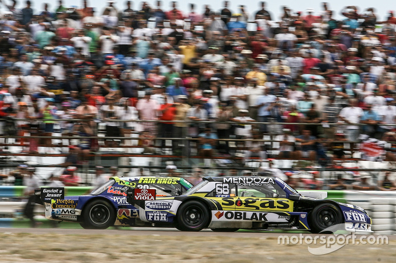 Julian Santero, Coiro Dole Racing Torino, Nicolas Gonzalez, A&P Competicion Torino