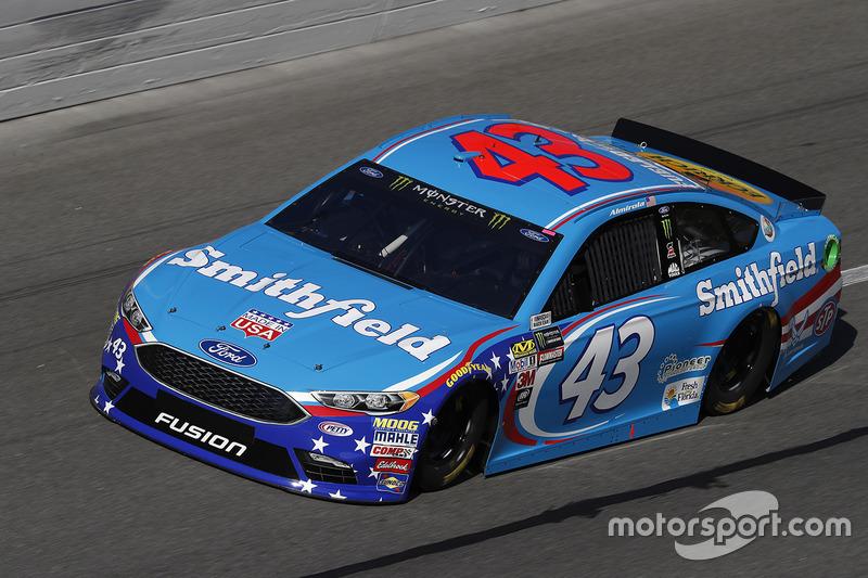 13. Aric Almirola, Richard Petty Motorsports, Ford