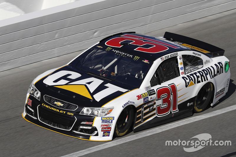 14. Ryan Newman, Richard Childress Racing, Chevrolet