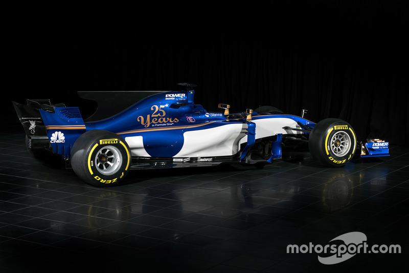 2017: Sauber-Ferrari C36
