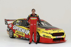 Chaz Mostert livery unveil