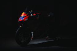 Bike von Miguel Oliveira, Red Bull KTM Ajo