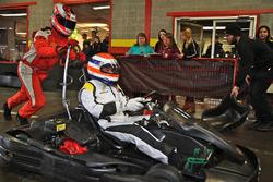 4 Saat karting Pole Pozisyonu