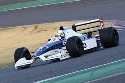 Kazuyoshi Hoshino, Tyrrell 019