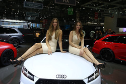 Motorshow in Genf