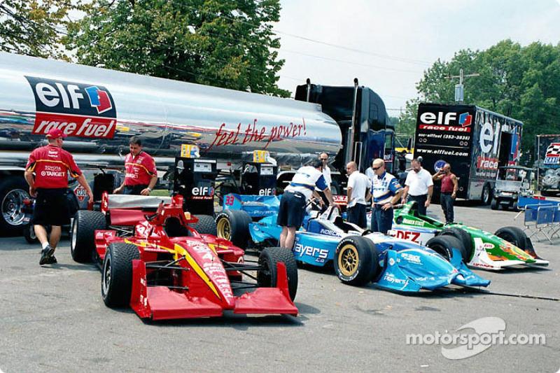 Fuel rig