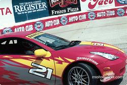Celebrity race race Danica Patrick