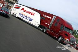 Transporte de Mo Nunn Racing