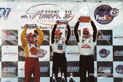 CART podium