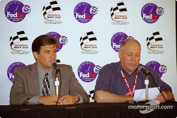 Press conference on the future of Honda Indy 300: Adam Sall