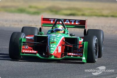 Fernandez Racing Firebird testing