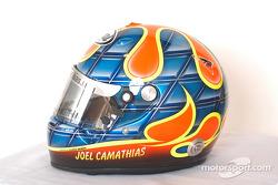 Joel Camathias's helmet