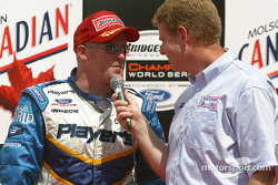 Podium: interview with Paul Tracy