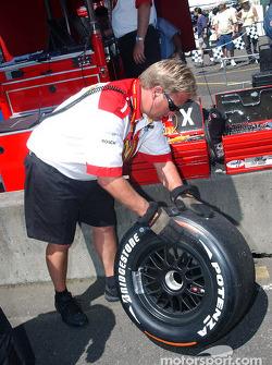 Bridgestone alternate tire