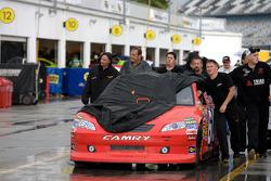 Car of Mike Skinner, Hillmann Toyota