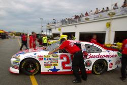Car of Kevin Harvick, Richard Childress Racing Chevrolet