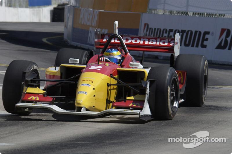 2004 ChampCar: Sebastien Bourdais, Newman/Haas Racing, Lola-Ford