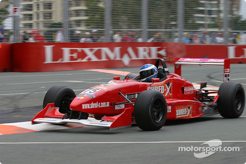 Formula 3: Kenny Habul