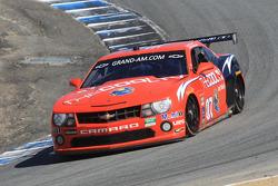 #7 Oliver Gavin, Gunter Schaldach, Mike Skeen The Cool TV, Mobil 1, Las Vegas Bikefest Camaro GT.R, Banner Racing