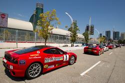 #3 Ferrari of Ft. Lauderdale Ferrari F430 Challenge: Francesco Piovanetti