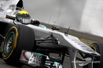 100th Grand Prix for Rosberg at the Hungaroring