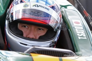 Takuma Sato, KV Racing Technology-Lotus