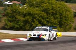 #56 BMW Team RLL BMW M3 GT: Dirk Müller, Joey Hand