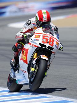 Марко Сімончеллі, San Carlo Honda Gresini