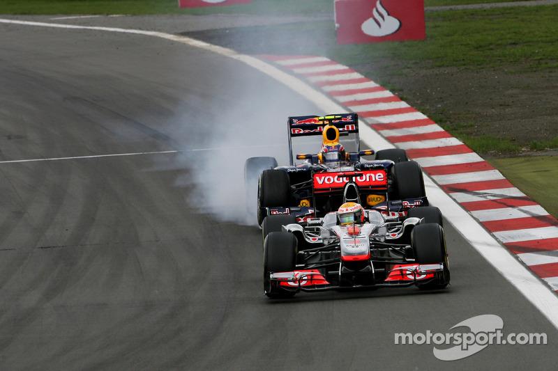 2011 Almanya GP: Lewis Hamilton, McLaren Mercedes