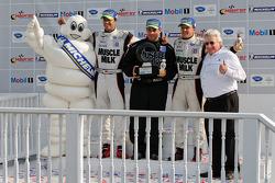 LMP Green-X Challenge winners