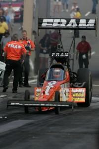 Spencer Massey, Preston/FRAM Dragster