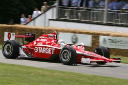 Dan Wheldon, Dallara Honda