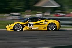 #009 Ferrari of San Francisco Ferrari 458 Challenge: Kevin Marshall