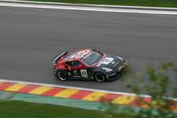 RJN Motorsport Nissan 370Z: Jordan Tresson, Christopher Ward, Alex Buncombe