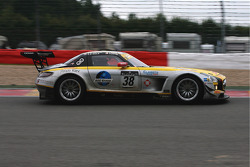 #57 RMS Porsche 997 GT3: Fabio Spirgi, Richard Feller, Olivier Baron