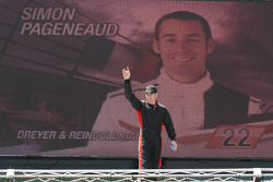 Simon Pageneaud, Dreyer & Reinbold Racing