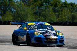 #68 TRG Porsche 911 GT3 Cup: Dion von Moltke, Emilio Di Guida