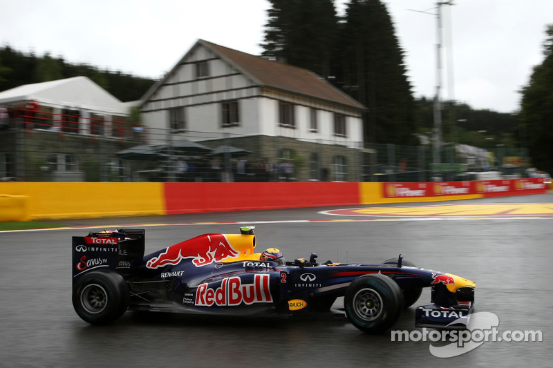 Mark Webber, Red Bull Racing (2011)