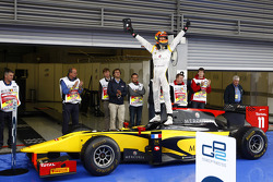 Romain Grosjean remporte le titre 2011 de GP2 Series