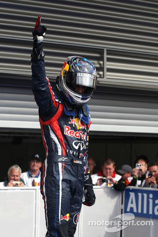 40. 2011: Гран Прі Бельгії