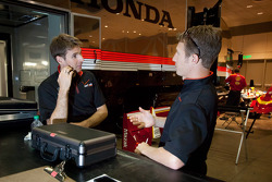 Will Power, Team Penske and Ryan Briscoe, Team Penske