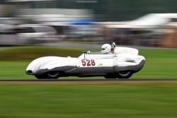 Vince irwin, 1957 Lotus Eleven